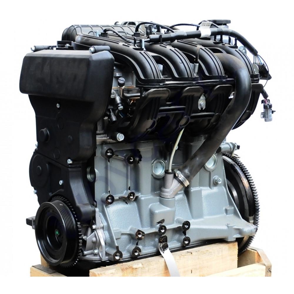 Двигатель ВАЗ- (ВАЗ 2170 Приора)