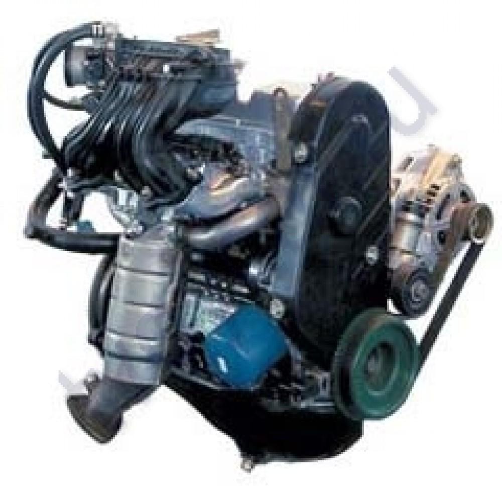Двигатель ВАЗ-11183 Калина в сборе с НАВЕСНЫМ