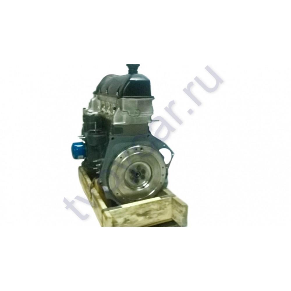 Двигатель ВАЗ-2106 (агрегат) БЕЗ НАВЕСНОГО.