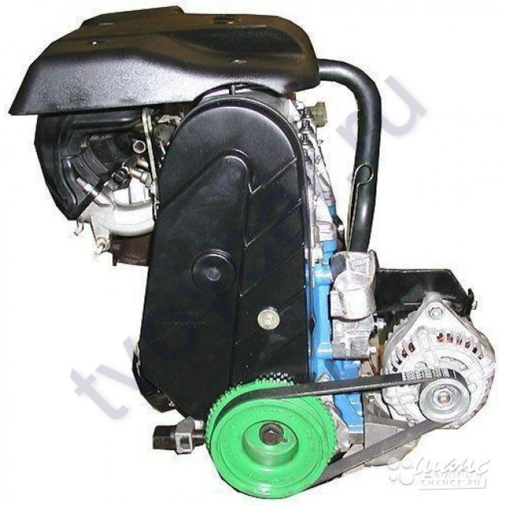 Двигатель ВАЗ-11183 Калина (агрегат) без навесного