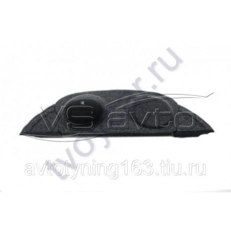 Полка Chevrolet Spark (с боковинами)