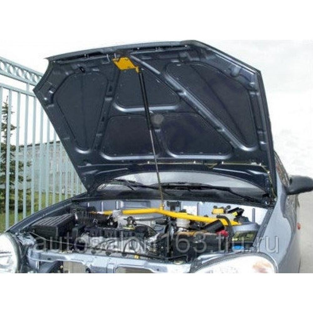 Упор капота Chevrolet Lanos (2005-н.в.), Daewoo Lanos